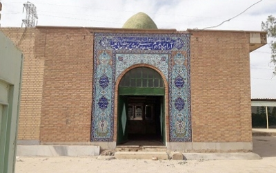 گلزار شهدای شهر حمیدیه ، مقبره سید هادی موسوی