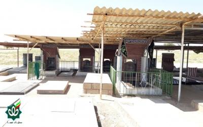 گلزار شهدای روستای توت علیا (گوروی)