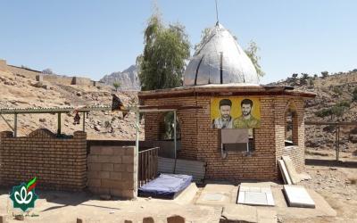 گلزار شهدای روستای بوالحسن