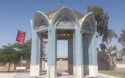 یادمان شهید محمدرضا سبحانی
