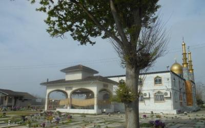 گلزار شهدای آقا بابا حسن علیه السلام تازه آباد خواچکین