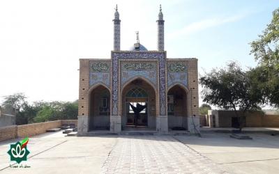 گلزار شهدای روستای سید نور چغامیش