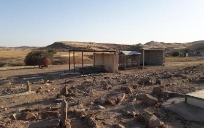 گلزار شهدای روستای محمود علی