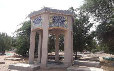 گلزار شهدای روستای ام الطمیر